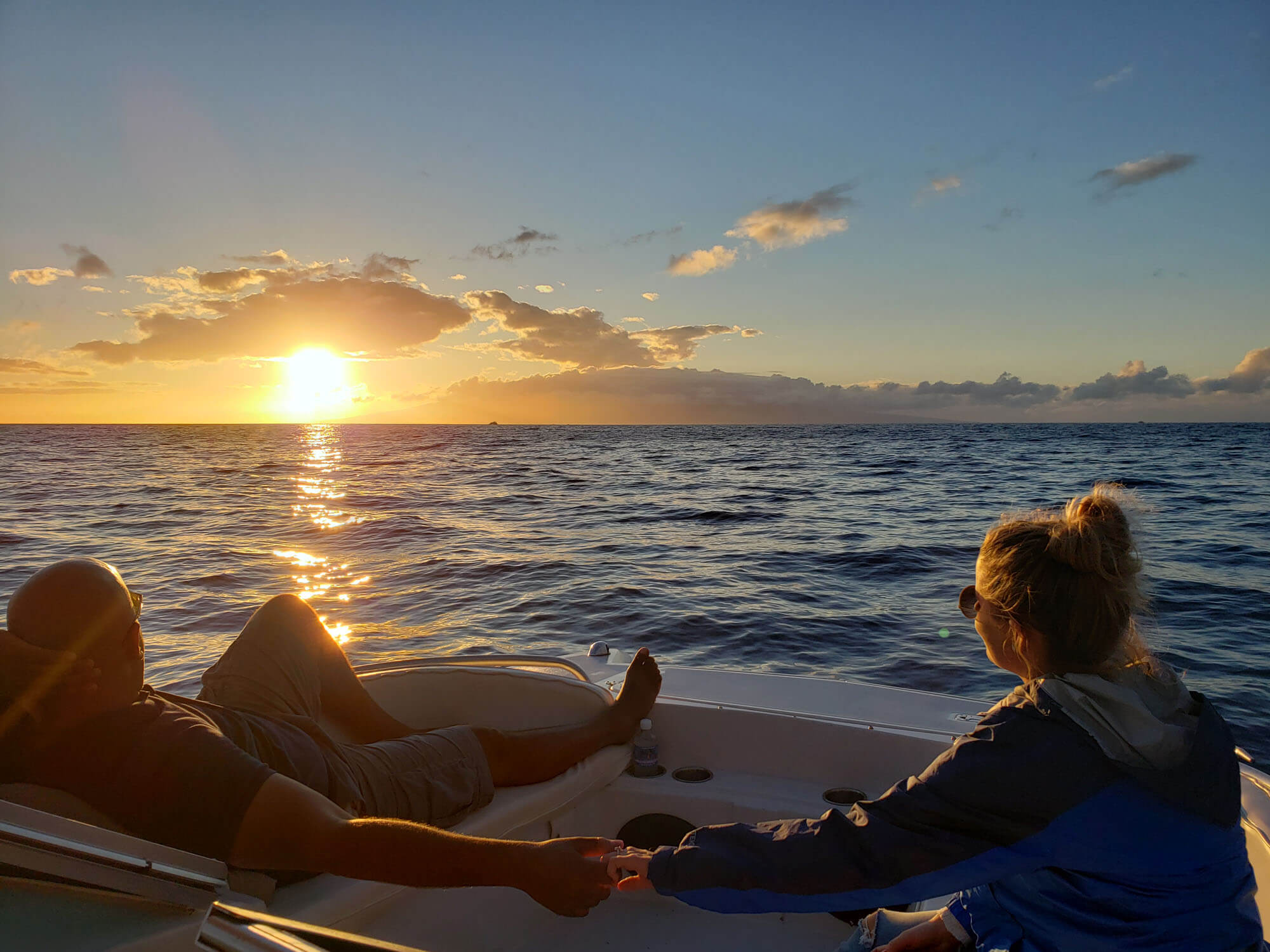 Maui Romantic Sunset Cruise