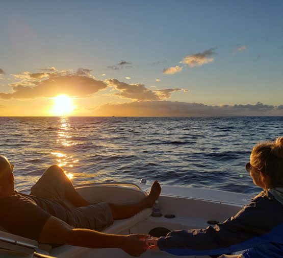 Sunset Cruise on Maui